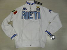 1230 TG. L FELPA ZIP INTERA RIETI JACKET SWEAT TOP ITALY KAPPA EROI GIACCA