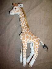 Fine old Steiff tall giraffe stuffed giraffe toy with ear tag