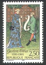 France 1991 Count Gaston III/Royalty/People/Animation 1v (n40745)