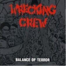 "WRECKING CREW ""BALANCE OF TERROR""  CD ------14 TRACKS------ NEW+"