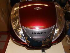 Genuine Honda SH300 Top Box in red