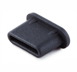20stk Silikon Antistaub Abdeckung Kappen Stecker Schutz für Xiaomi Black Shark 4