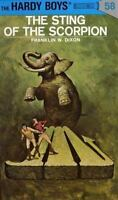Hardy Boys 58: The Sting of the Scorpion (Hardback or Cased Book)