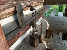 Medieval / Viking style antique bell door chime, Germany - free ship