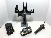 LEGO Batman I (2006) Partial LOT: Batmobile 7781 + Dragster 7779 + Batwing 7782.