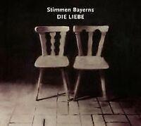 Stimmen Bayerns:die Liebe von Various   CD   Zustand gut