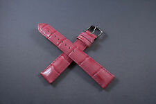 100% Genuine Leather Watch Band,Strap,Interchangeable,Quick Release Men, Women