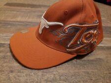 Texas Longhorns One-Fit Cap Memory Fit Hat Size M/L