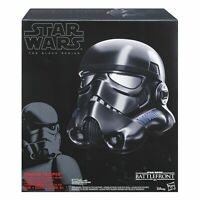 Star Wars The Black Series Shadow Trooper Voice Changing Helmet Ships FAST!