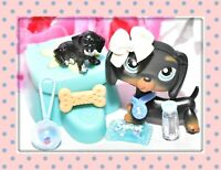 Littlest Pet Shop Seaside Fun 5 Mascotas vendedor del Reino Unido-Raro