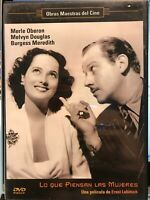 Che Pensare Le Donna DVD Nuovo Ernst Lubitsch That Incerta Feeling