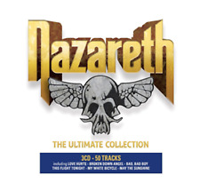 Nazareth – The Ultimate Collection 3 CD SET  (21STAUG) warn