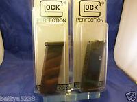 TWO GLOCK 19 MAGAZINE  9 MM 10 ROUND MAG GEN 4  9mm  MF10019  GLOCK CLIP