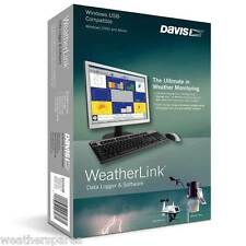 Davis WeatherLink USB 6510USB for Windows for Envoy, Vue or Pro2