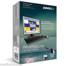 Davis WeatherLink USB 6510USB for Windows for Envoy, Vue or Pro2