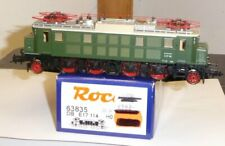 Roco 63835 H0 Altbau- Locomotora Eléctrica E 17 114 Db Ep.3 con Dss Muy Buen