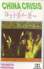 China Crisis.. Diary Of A Hollow Horse. Import Cassette Tape