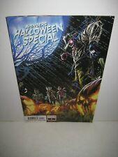 Avengers 1 Halloween Special Modern Age First Print Duggan Fee Soska Marvel