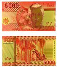 Billets des Amériques, de Chili