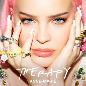 ANNE-MARIE THERAPY CD (Released July 23rd 2021)