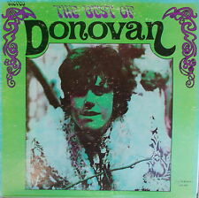 LP Donovan – The Best Of Donovan,Vinyl VG++,cleaned,Hickory Records,USA 1969