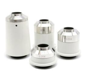 0.35X 0.55X 0.7X 1X Microscope Camera C-mount TV Adapter for Nikon Microscope