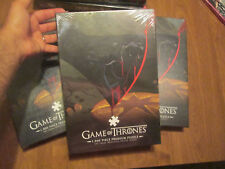 LOT 3 GAME OF THRONES VIOLENCE IS A DISEASE 1,000 PIECE PREMIUM PUZZLE DEAL