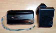 Fujifilm FinePix REAL 3D W3 10.0MP Digital Camera - Black #3718