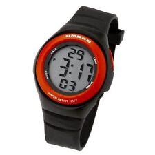Men's Adult Plastic Band Analogue & Digital Wristwatches