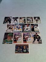 *****Brian Propp*****  Lot of 100 cards.....36 DIFFERENT / Hockey