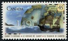 CANADA 1997: Giovanni Caboto - Emissione congiunta con Italia