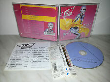 CD AEROSMITH - JUST PUSH PLAY - JAPAN - SRCS 2440