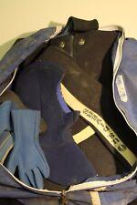 Mens U.S. Diver Farmer John 3/8 Wet suit