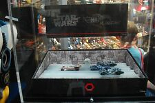 SDCC 2016 EXCLUSIVE MATTEL HOT WHEELS STAR WARS TRENCH RUN CARSHIPS