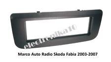 Marco de montaje Soporte auto-radio Skoda Fabia roomster 2007>