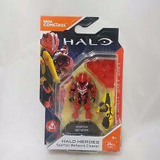 New FALL 2017 Spartan Wetwork Cleaner Mega Bloks Halo Heroes Series 4 Hero