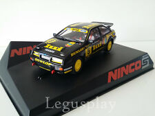 SCX Scalextric Slot Ninco 50600 Ford Sierra Cosworth Lui - Manuel Reuter