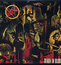 """SLAYER """"REIGN IN BLOOD""""  VINYL LP REISSUE NEW"""