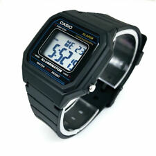 Men's Casio Black Classic Resin Band Watch W217H-1AV