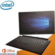 "eduGear 11.6"" Windows 10 Pro Tablet With Keyboard (Intel i3, 128GB SSD, 4GB, BT)"