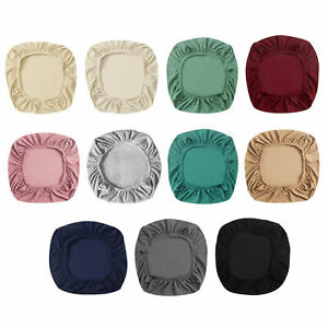 Stretch Office Chair Covers Stretchable Spandex Chair Seat Cushion Protector