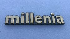 READY TO INSTALL MAZDA MILLENIA EMBLEM NAMEPLATE BADGE LOGO GOLD IN COLOR