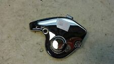 1986 Yamaha Virago XV1100 XV 1100 Y384. chrome engine clutch cable cover