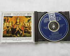 BACH Cantatas BWV 30 & 19/ WINDSBACHER KNABENCHOR - GERMANY CD BAYER Rds (1991)