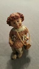 Sarah's Attic Forever Friends Cupcake figurine