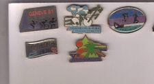 5 pins Triathlon