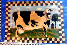 TAMI CARDNELLA COW PRIMITIVE FOLKS ART PAINTING PATTERN PACK