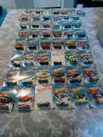 Hot Wheels Mixed lot of 15 Cars vary in age no duplicates Fast Free Shipping!!!