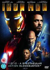 IRON MAN dvd nuevo DVD (bua0212001)