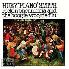 HUEY 'PIANO' SMITH - ROCKIN PNEUMONIA AND THE BOOGIE WOOGIE (NEW SEALED CD)